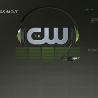 CW 2010 music promo package